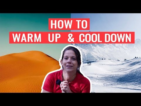 Warm Up and Cool Down Routine for Running | Help Prevent Running Injury