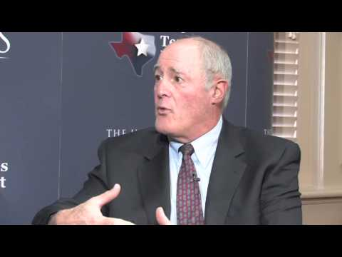 Texas State Senator Kel Seliger Discusses the Joint Committee on the Oversight of Higher Education