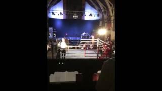 Chris Long - ultra white collar boxing 29/08/15