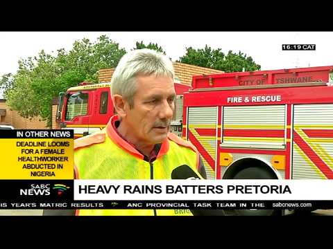 EMS urges Pretoria motorists to be vigilant in wet weather