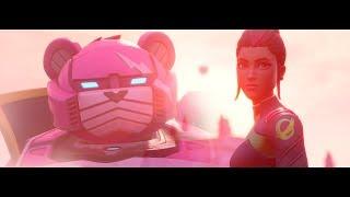 ROBOT VS MONSTER - FORTNITE MUSIC VIDEO l Робот против Монстра - Фортнайт Музыкальный клип