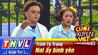 Cười Xuyên Việt - Phiên Bản Nghệ Sĩ 2016 Tập 3 Full HD