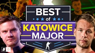 Best of the 2019 IEM Katowice Major: The Coronation of Astralis, EZ4ENCE, Aces, Clutches, and More