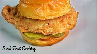 Popeyes New Chicken Sandwich Copycat Recipe