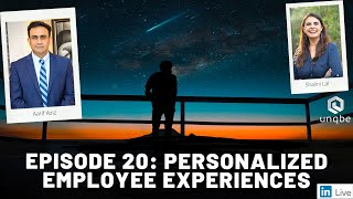 Future of Work Show, Ep. 20: Personalized Employee Experiences