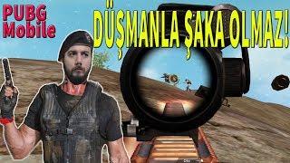 BUNU YAPMAMALIYDIM! PUBG Mobile Gameplay Türkçe (1v4 Erangel)