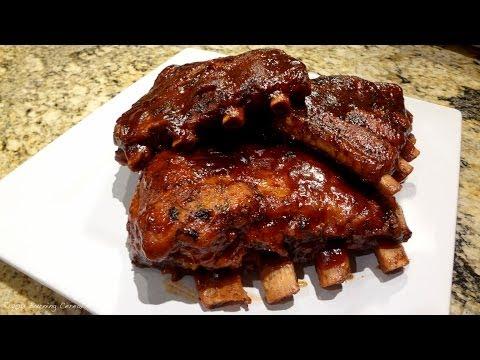 Slow Cooker BBQ Ribs - RECIPE