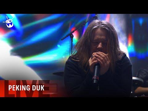 Peking Duk Ft. SAFIA Take Me Over (live at triple js One Night Stand)