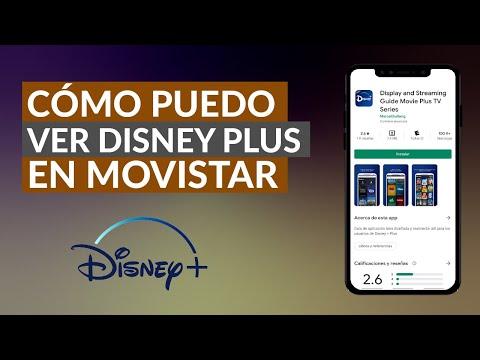 Cómo Puedo ver Disney Plus a Través de Movistar