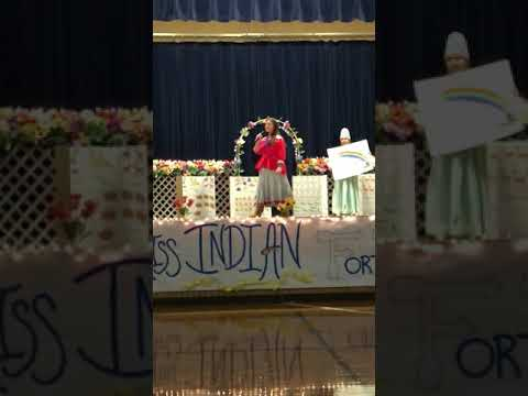 Miss Indian Ft. Thomas Pageant