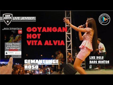 VITA ALVIA - GEMANTUNGE ROSO (LIVE KENAROCK JEMBER)