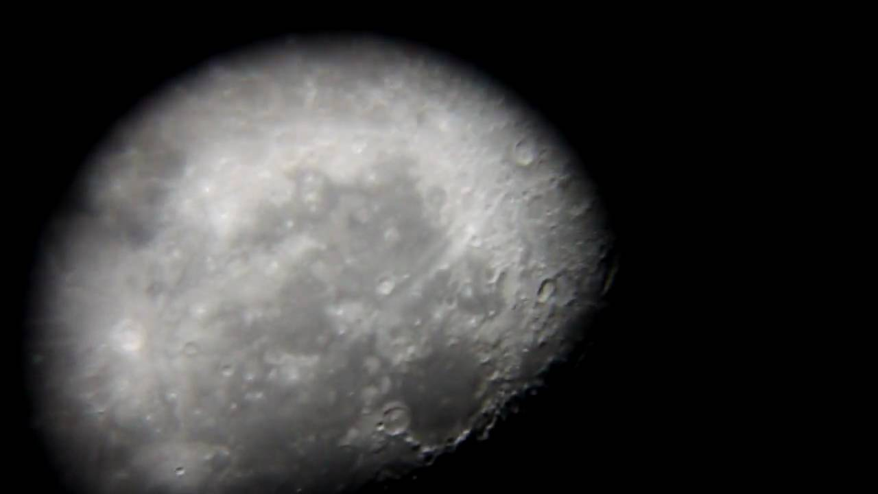 Celestron astromaster 130 eq md the moon 500d youtube