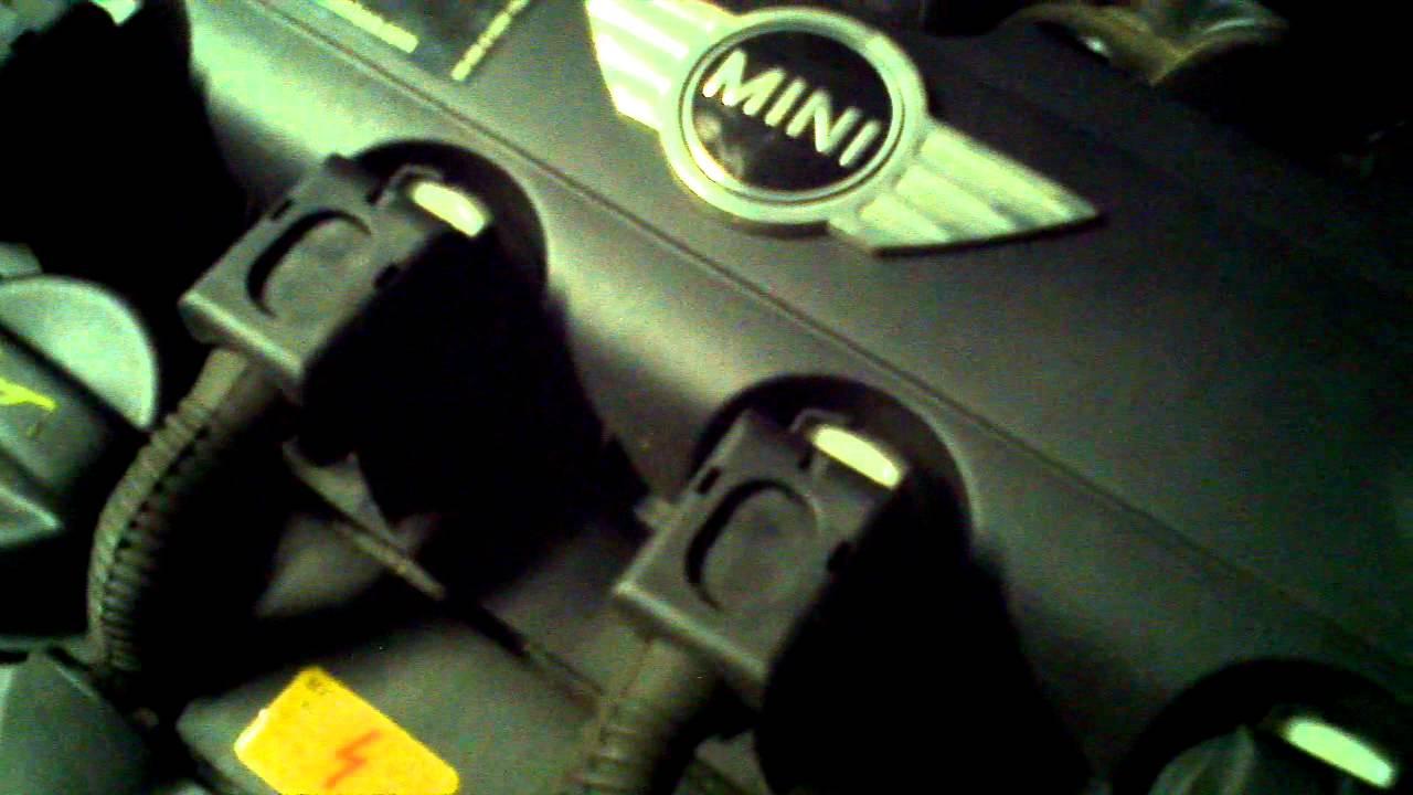 mini r56 engine knocking (death rattle) 2