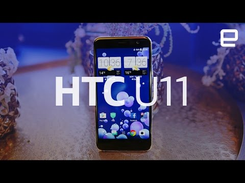 HTC U11 | Hands-on
