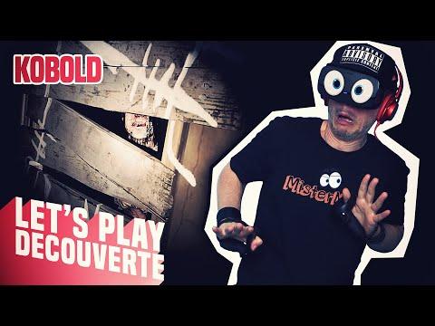VISITE D'UN MYSTÉRIEUX MANOIR ! Kobold – Let's Play Découverte