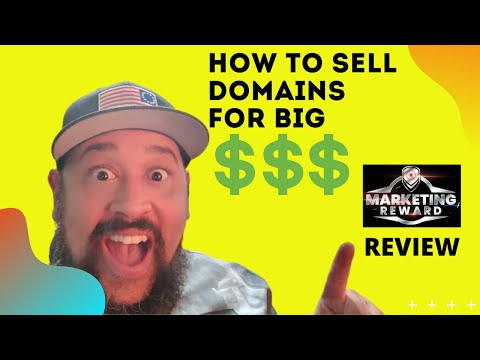 Marketing Reward Review: How To Sell Domain Names Instantly