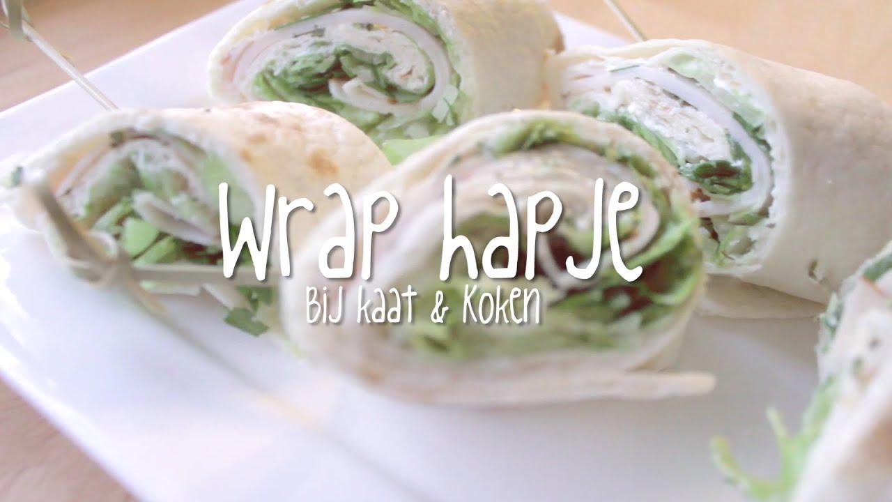 Extreem Wrap Hapje - Kaat en Koken - YouTube SD86
