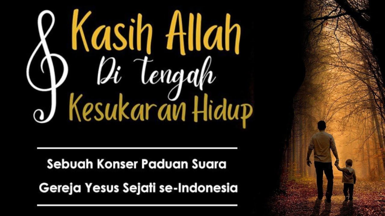 Kebaktian Pujian Istimewa - Konser Paduan Suara GYS se-Indonesia