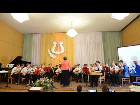 Русские народные песни - Калинка-Малинка