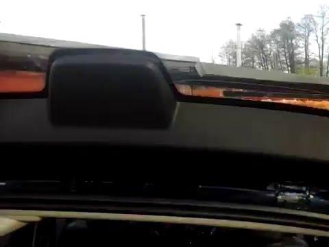 Лада Гранта Лифтбек #1 Дребезг от крышки багажника