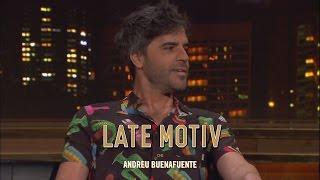 LATE MOTIV - Ernesto Sevilla, un friki para nosotros solos   #LateMotiv73