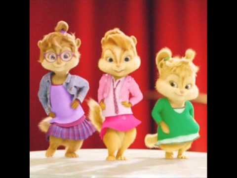 The Chipettes - Heaven - (Kelly Rowland)