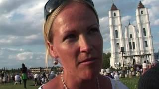 Svētceļojums uz Aglonu un Jaunavas Marijas Debesīs uzņemšanas svētki | 2008