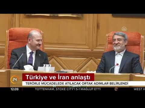 Türkiye ve İran anlaştı
