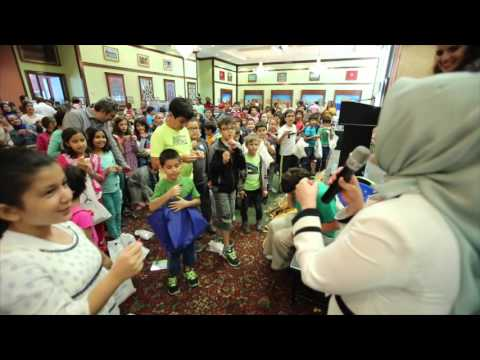 Raindrop Turkish House Health Fair 2015