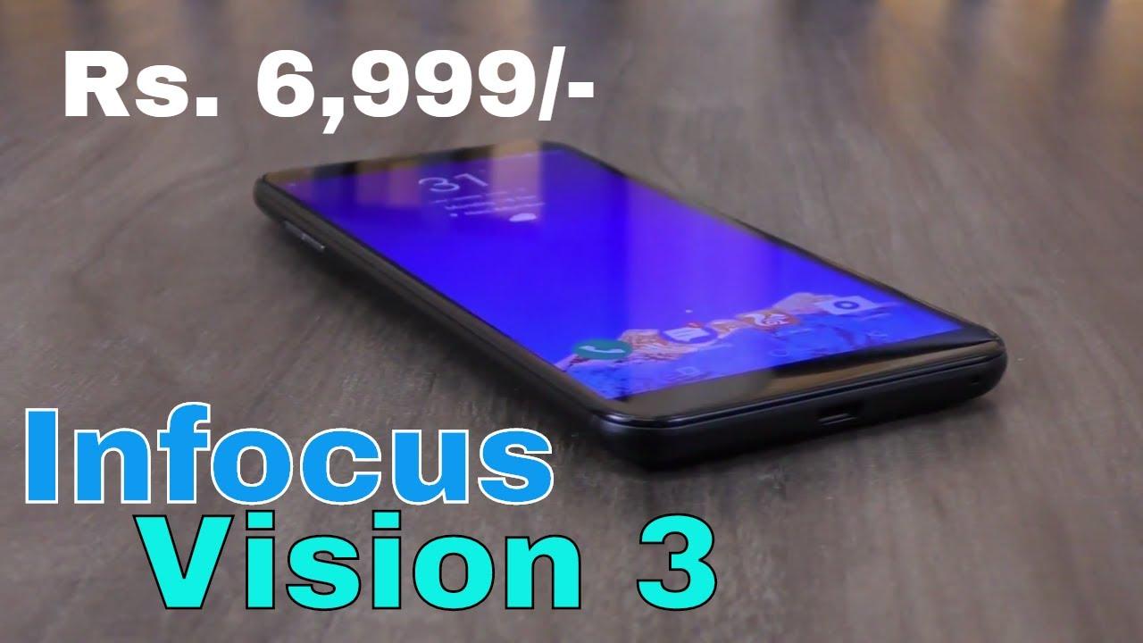 a19c35ec0 Infocus Vision 3 launched