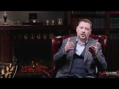 President of Global InterGold Dmitriy Aksyonov talks about financial security