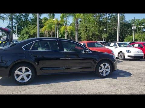 2015 Volkswagen Passat Orlando, Sanford, Kissimme, Clermont, Winter Park, FL 4303P