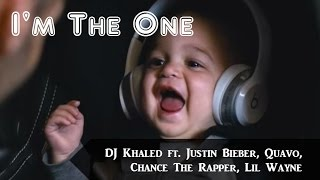 Download ✱ I'm The One - DJ Khaled ft. Justin Bieber, Quavo, Chance The Rapper, Lil Wayne with Lyrcis 中英字幕 ✱ MP3 song and Music Video