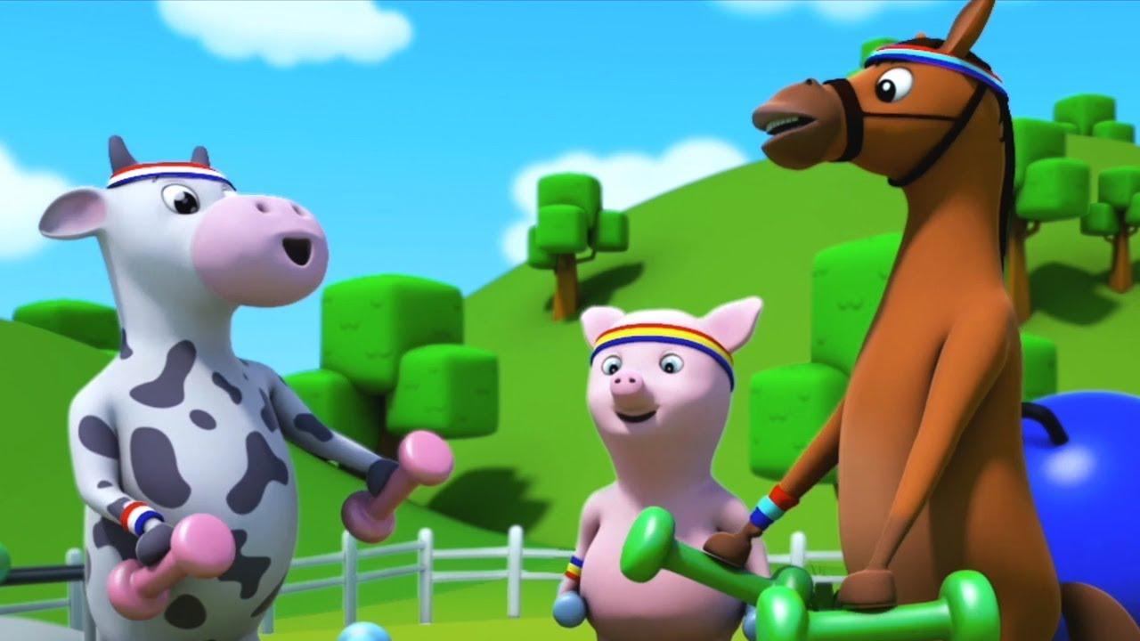 Download Springen a bub bub   Lieder für Kinder   Jump A Bub Bub   Reime auf Deutsch   Farmees Deutschland