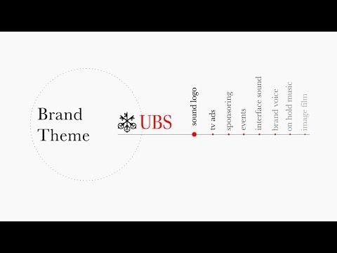 UBS Audio Branding