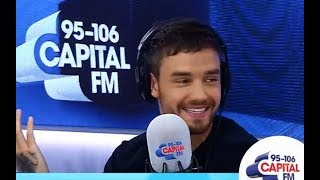 Liam Payne talking about Louis Tomlinson and X Factor - Interview 2018 Capital FM | Mystery Mentions
