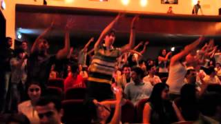 NETTY 2012 Flashmob | FLASHMOB Azerbaijan