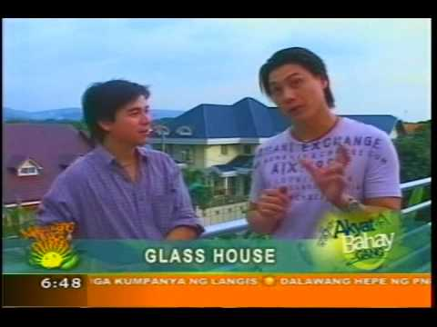 magandang umaga bayan  mon confiado 's glass house