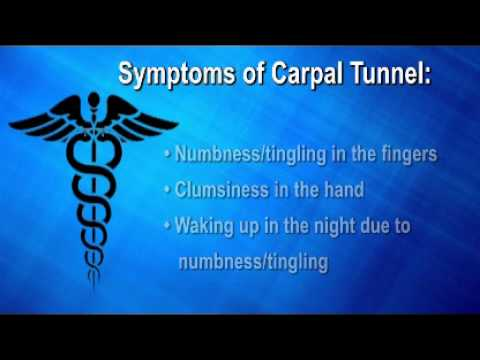 Dr Sam Epstein Carpal Tunnel Syndrome