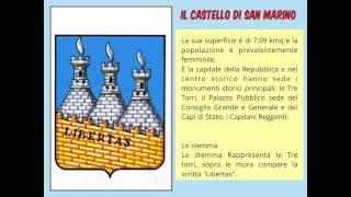 I Castelli della Repubblica di San Marino