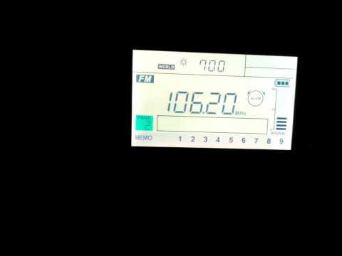 106.2 Onda Sevilla Radio, Sevilla-Baeza 231 km