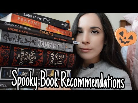 Scary & Creepy Book Recommendations