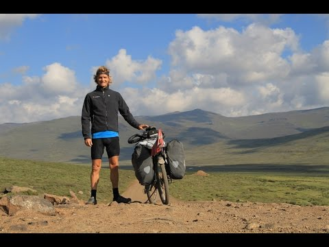 Around Southern Africa by Bike (part 2/2)