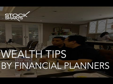 WEALTH TIPS BY FINANCIAL PLANNERS