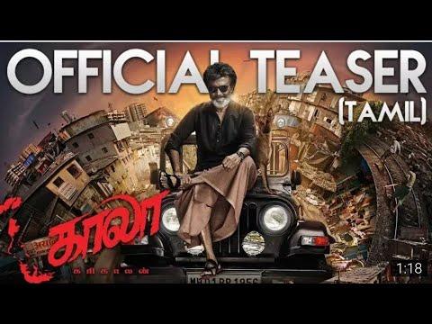 Kaala (Tamil) - Official Teaser | Rajinikanth | Pa Ranjith | Dhanush