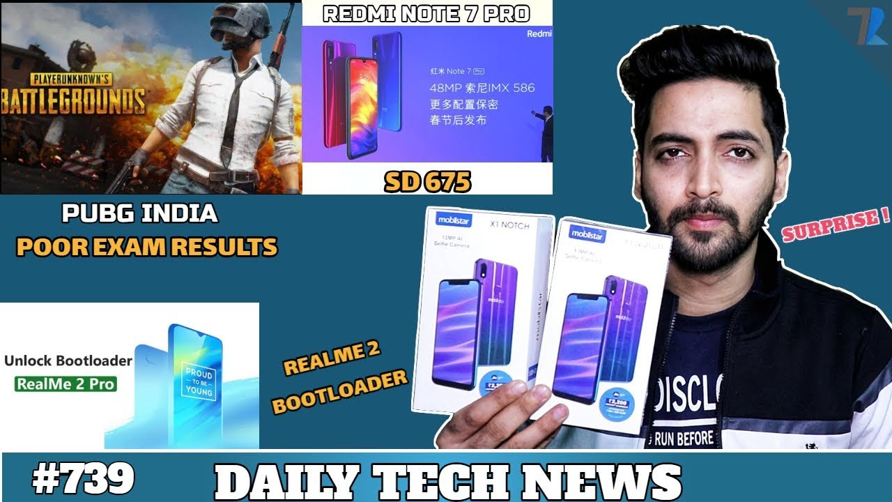PUBG India BAN,Poco F2 UD-Fingerprint,Redmi Note 7 Pro SD