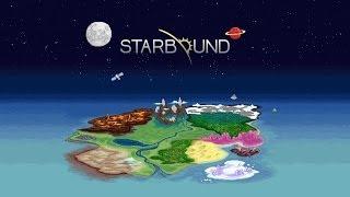 Первый Взгляд (Геймплей): Starbound - Планета Обезьян