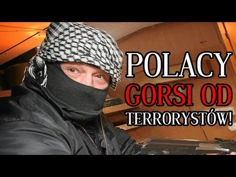 Polacy są GORSI OD TERRORYSTÓW! Polskie Media o Polakach | Daily News