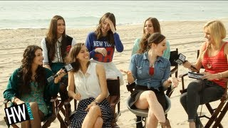 Cimorelli Sisters Call Each Other Out In Hilarious Game!