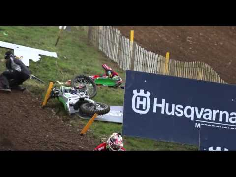 Huge Crash @Motocross Des Nations